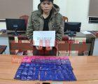 Công an huyện Sông Mã, tỉnh Sơn La bắt đối tượng mua bán trái phép 1 bánh heroin và khoảng 12.000 viên ma túy tổng hợp