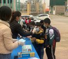 Sơn La tăng cường phòng chống dịch Covid-19 trong trường học