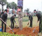 """Công an tỉnh Sơn La tổ chức Lễ ra quân """"Tết trồng cây"""" xuân Tân Sửu 2021"""