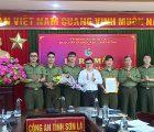 Đoàn thanh niên Công an tỉnh Sơn La ra mắt Câu lạc bộ Lý luận trẻ