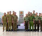 Công an tỉnh Sơn La gặp mặt và chúc Tết CBCS Công an tỉnh Hủa Phăn (nước CHDCND Lào)