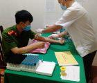 5 chiến sỹ Công an Sơn La hiến máu cứu sản phụ qua cơn nguy kịch