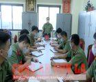 Lực lượng Thanh tra Công an Sơn La khắc ghi lời Bác dạy