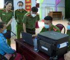 Giám đốc Công an tỉnh Sơn La kiểm tra tiến độ thực hiện 2 dự án trên địa bàn huyện Mai Sơn