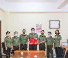 Công an Sơn La triển khai nhiều hoạt động ý nghĩa hưởng ứng  kỷ niệm 74 năm ngày thương binh liệt sỹ 27/7