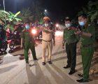 Giám đốc Công an tỉnh Sơn La kiểm tra công tác đón công dân từ vùng dịch về