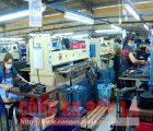 Phù Yên nỗ lực khôi phục sản xuất trong các nhà máy, xí nghiệp